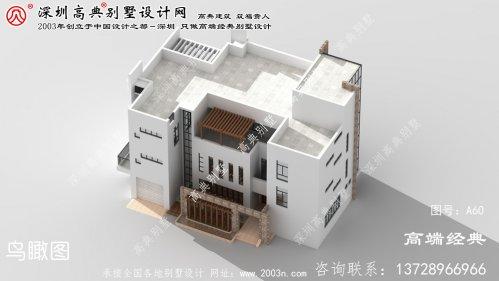 浦口区现代高端三层别墅设计