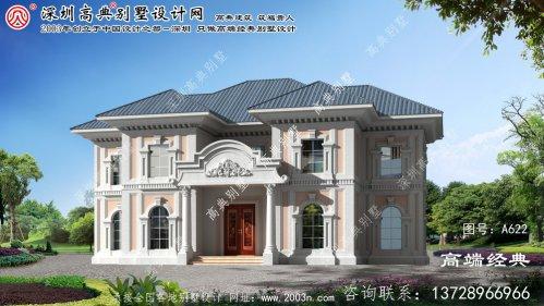 新芜区时尚复式别墅设计大全