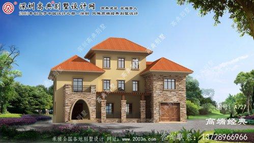 定远县新型农村住房设计图