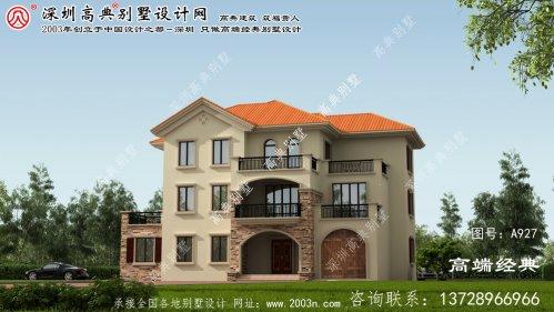 晋安区农村自建别墅住宅