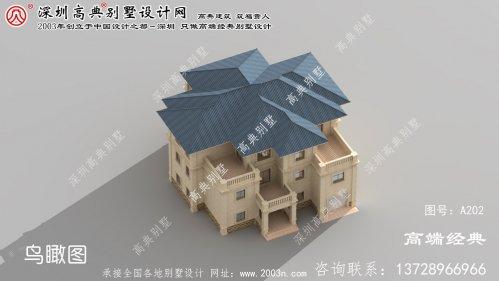 宁江区乡村建房设计图纸