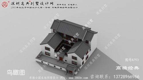 延津县怎样设计别墅