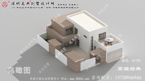 都安瑶族自治县小别墅效果图设计图