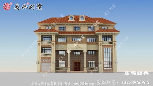 冕宁县别墅设计方案图纸