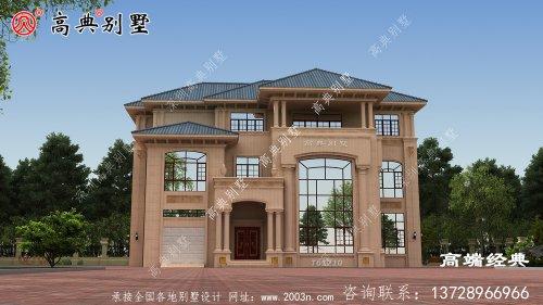 甘洛县房子外观设计图