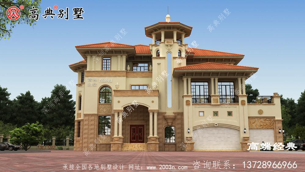 腾冲县农村别墅装饰