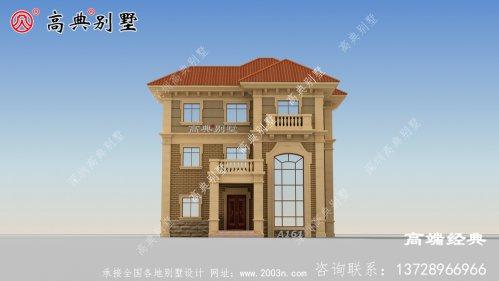 建三层简欧别墅怎么布局?这里有你想要的答案