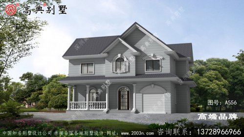 农村房屋设计图两层面积虽小,五脏俱全。