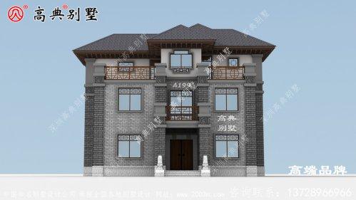 三层农村自建房室内设计图带详细施工图