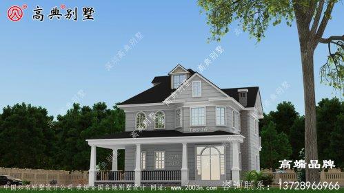 别墅设计两层图片想想都很惬意