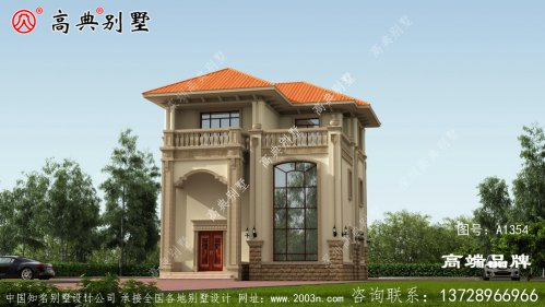 楼房设计图真正值得建的好房子