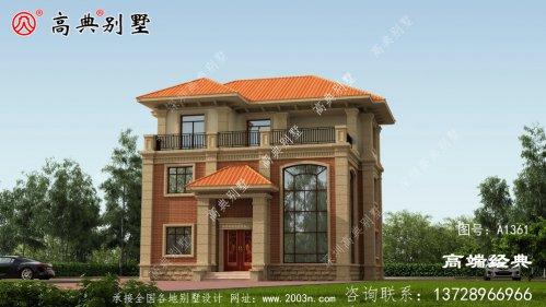 新疆维吾尔自治区农村新款别墅图都在这里啦,