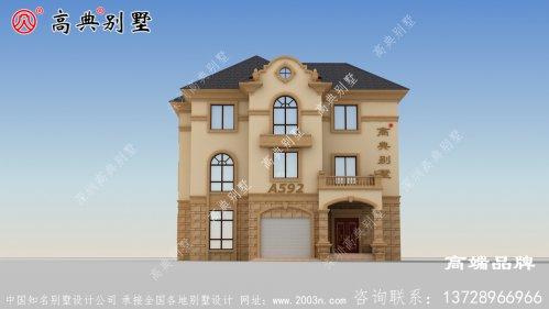 简欧设计给别墅带来很大的生活和休闲空间。