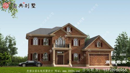 建栋这样的房子,不会有太大的压